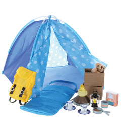 Brownie Campfire Fun Playset