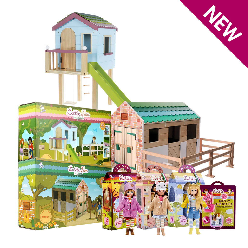 The Ultimate Playset bundle