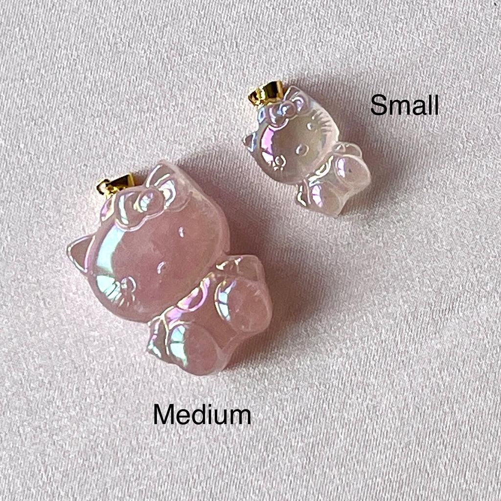 Huntress Goddess Cameo Necklace, Cream on Black, Victorian Ornate Antique Silver Pendant