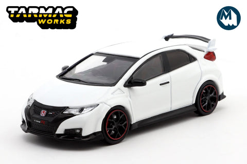Honda Civic Type R (FK2) Championship White