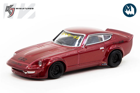 LBWK Nissan Fairlady Z S30 (Red)