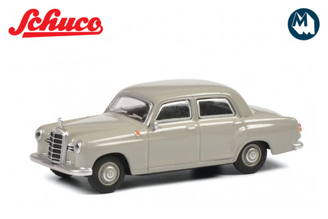 Mercedes-Benz 180D (W120) - Grey