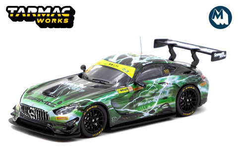 Mercedes-AMG GT3 - Macau GT Cup FIA GT World Cup 2019 Winner