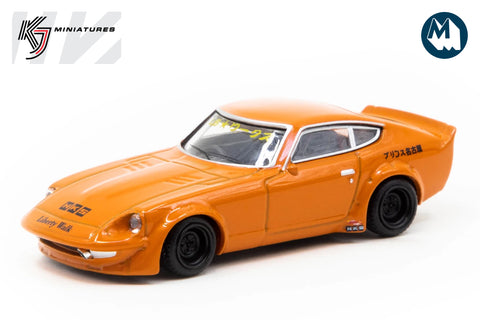 LBWK Nissan Fairlady Z S30 (Metallic Orange)