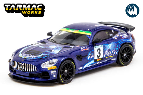 Mercedes-AMG GT4 Super Taikyu Series 2019 #3 ST-Z Class Champion
