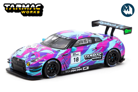 Nissan GT-R Nismo GT3 - Winner of Legion of Racers X (Tarmac Works Livery)