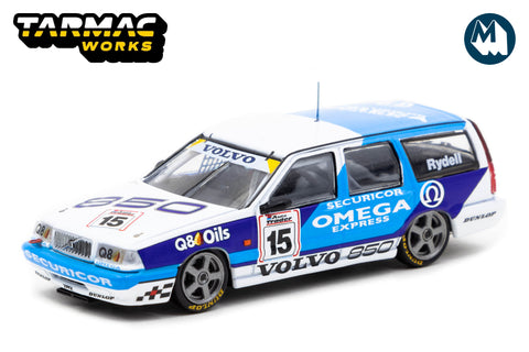 Volvo 850 T-5R Estate - BTCC 1994 #15