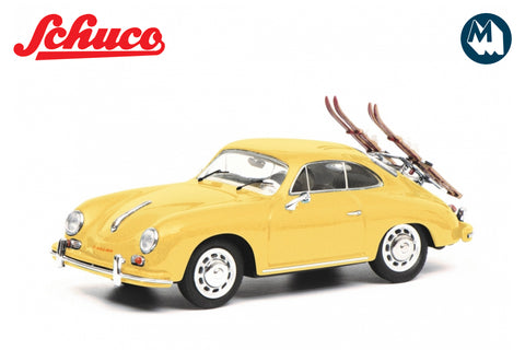 Porsche 356 (Winter Holiday)