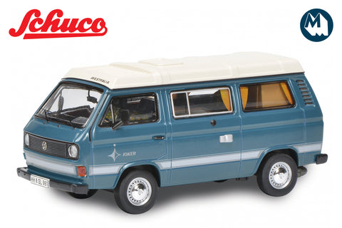 VW T3 Camper - Blue