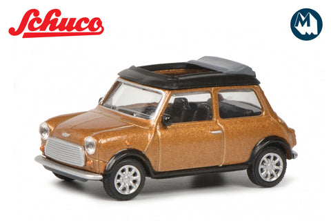 Mini Cooper (Brown)