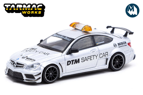 Mercedes-Benz C63 AMG Coupé Black Series - DTM Safety Car