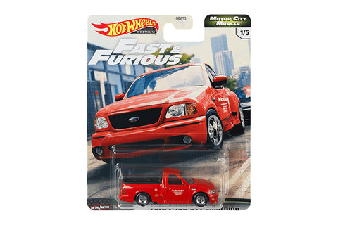 Ford F-150 SVT Lightning (The Fast and the Furious)