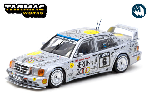 Mercedes-Benz 190 E 2.5-16 Evolution II - DTM 1992