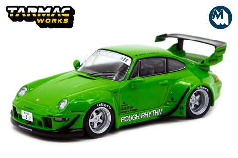 1:43 - RWB 933 Rough Rhythm
