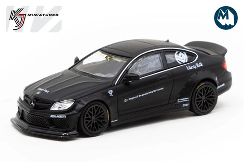 LBWK Mercedes-Benz C63 Coupe (Black)