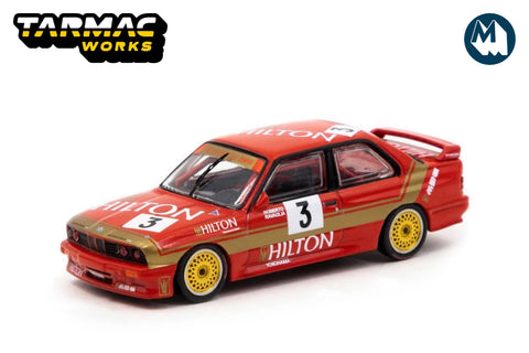 BMW M3 E30 - Macau Guia Race 1987 Winner (Special Edition)