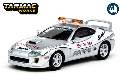 Toyota Supra Safety Car
