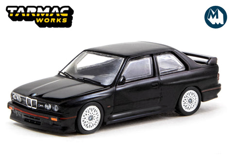 BMW M3 (E30) Sport Evolution Black