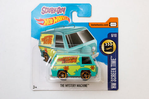 028/365 - The Mystery Machine