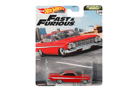 '61 Impala (The Fate of the Furious)