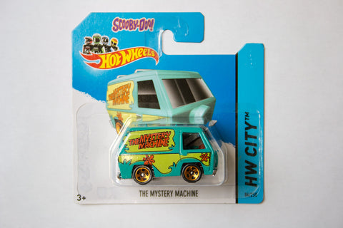 084/250 - The Mystery Machine