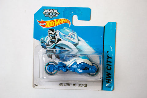 085/250 - Max Steel Motorcycle