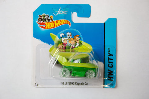 090/250 - The Jetsons Capsule Car