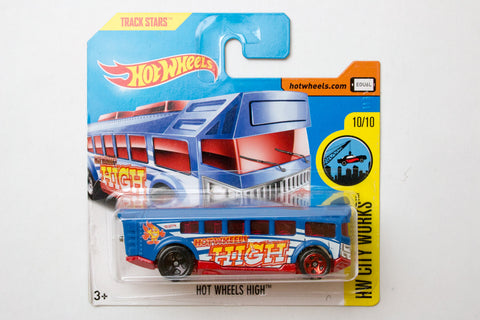 093/365 - Hot Wheels High
