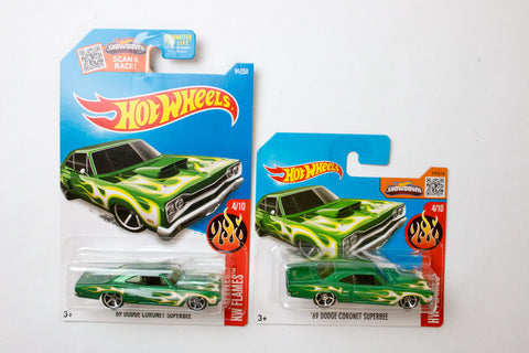 094/250 - 69 Dodge Coronet Super Bee