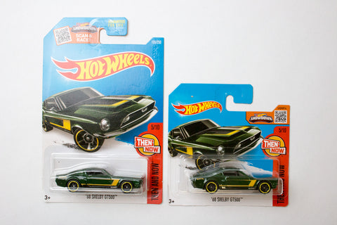 105/250 - 68 Shelby GT500