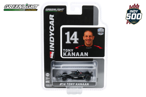 2020 NTT IndyCar Series - #14 Tony Kanaan / A. J. Foyt Enterprises, Big Machine Vodka