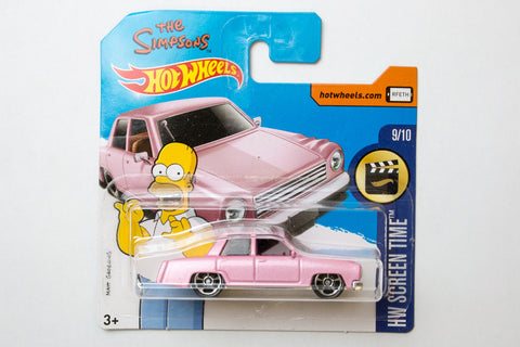 112/365 - The Simpsons Family Car