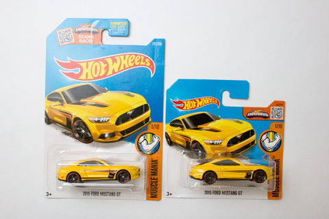121/250 - 2015 Ford Mustang GT