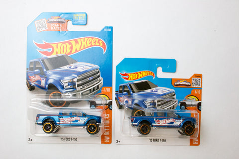 141/250 - 15 Ford F-150