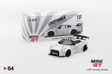 #64 -  LB★WORKS Nissan GT-R (R35) Type 1 (LHD / US Exclusive)