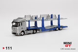 #111 - Mercedes-Benz Actros with car carrier trailer