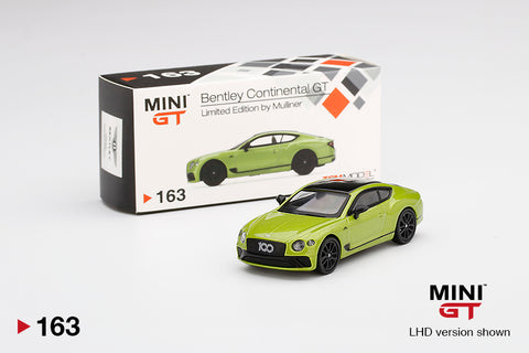 #163 -   Bentley Continental GT (Limited Edition by Mulliner)
