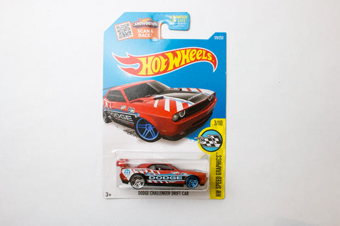 178/250 - Dodge Challenger Drift Car