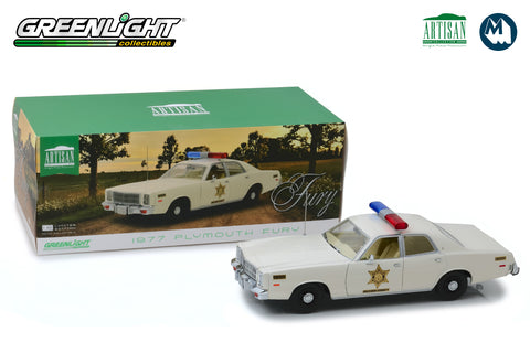 1:18 - 1977 Plymouth Fury / Hazzard County Sheriff