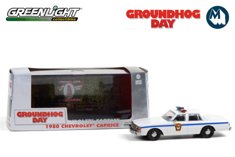 1:43 - Groundhog Day / 1980 Chevrolet Caprice Police