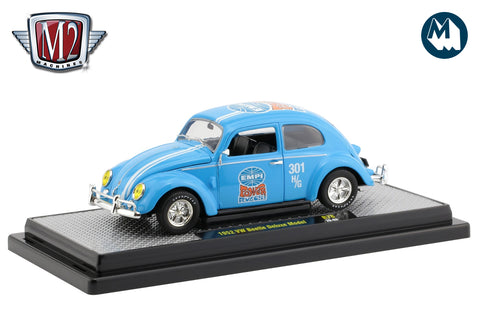 1:24 - 1952 VW Beetle Deluxe Model (EMPI)