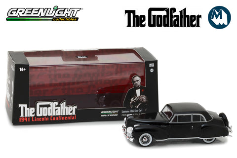 1:43 - The Godfather / 1941 Lincoln Continental