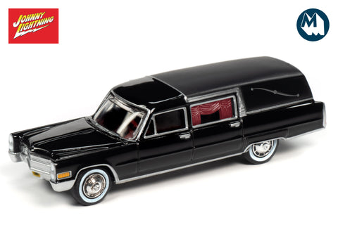 1966 Cadillac Hearse - Black