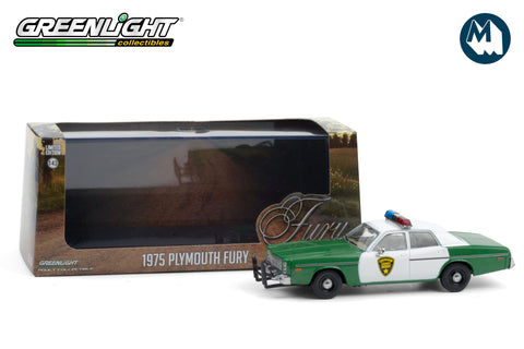 1:43 - 1975 Plymouth Fury - Chickasaw County Sheriff
