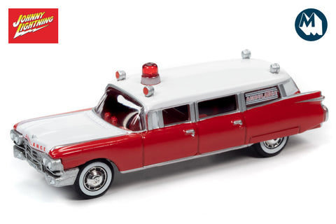 1959 Cadillac Hearse (Ambulance)