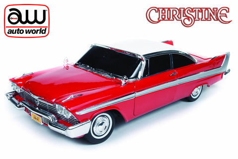 1:18 Christine / 1958 Plymouth Fury (Night Version)