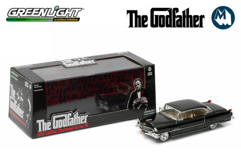 1:43 - The Godfather / 1955 Cadillac Fleetwood Series 60 Special