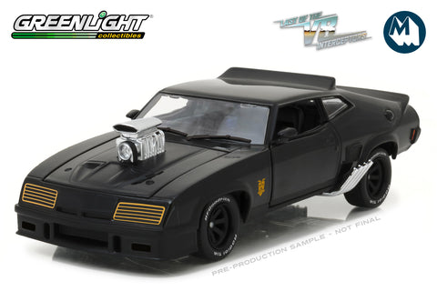 1:24 - Last of the V8 Interceptors / 1973 Ford Falcon XB