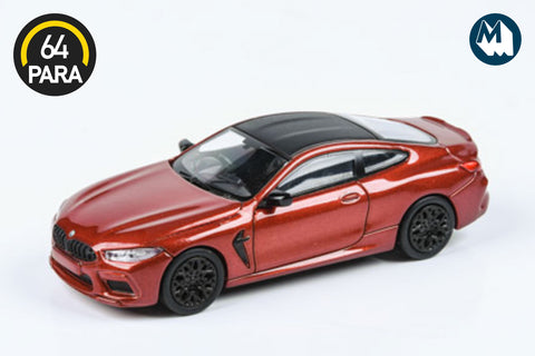 BMW M8 Coupe - Motegi Red Metallic