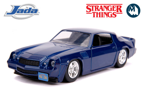 1:32 - Stranger Things / Billy's 1979 Chevy Camaro Z28